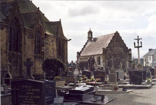 Eglise Saint-Pierre et enclos paroissial