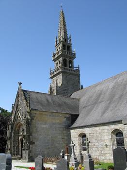 Pencran, Finistère (29) Enclos Paroissial (Pfarrbezirk Notre Dame)