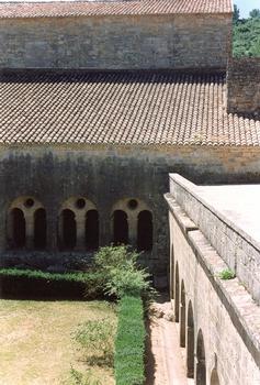Abtei Le Thoronet, Provence