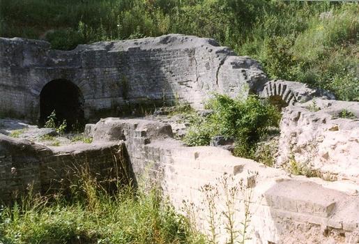Aqueduc romain de Metz – Pont-aqueduc entre Jouy et Ars