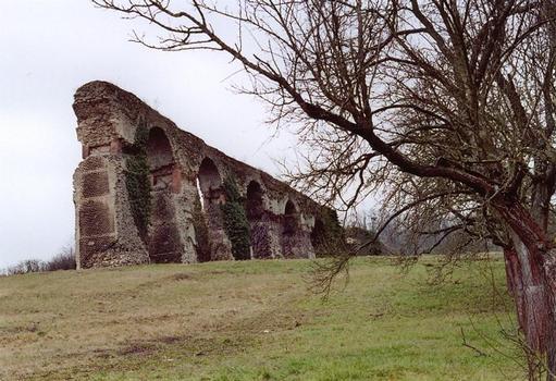 Metz Roman Aqueduct – Jouy-Ars Aqueduct Bridge