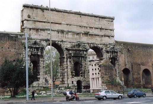 Rom, Porta Maggiore