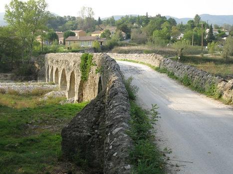 Römerbrücke Viviers