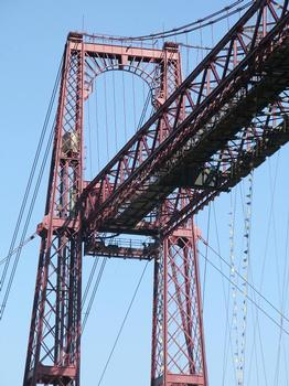 Portugalete, Puente Colgante