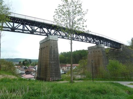 Eisenbahnviadukt Angelroda