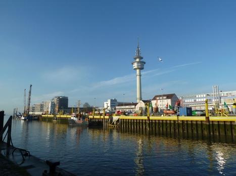 Tour de radar de Bremerhaven