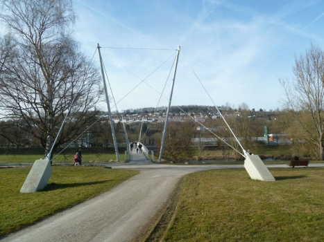 Pforzheim Footbridge II