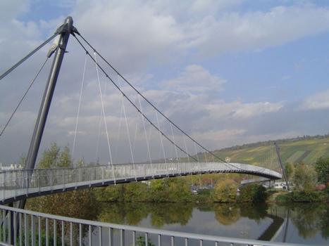 Neckarsteg Esslingen-Mettingen