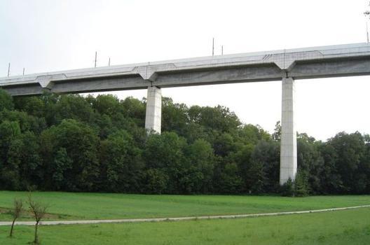 Viaduc du Glemstal