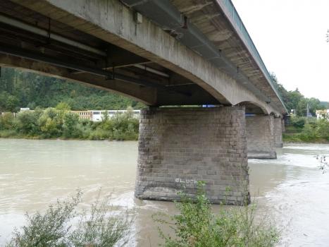Pont de la Tiroler Bundesstrasse