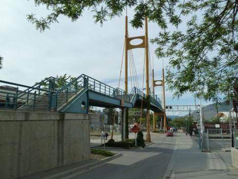 Kamloops Pedestrian Bridge