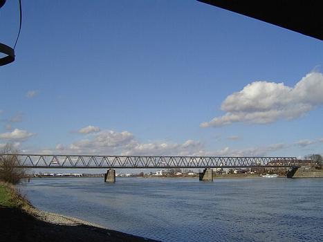 Eisenbahnbrücke Kehl
