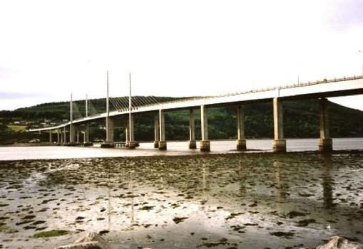 Kessock Bridge à Inverness (Ecosse)