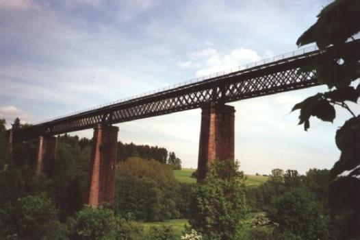 Viaduc sur le Kübelbach