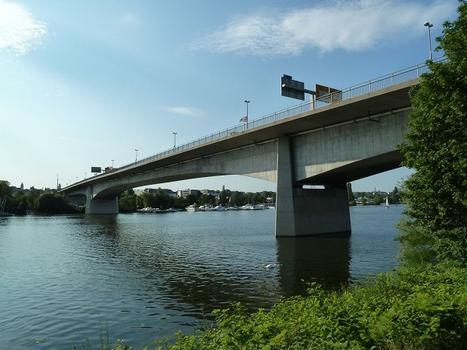 Kurt Schumacher Bridge