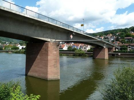Neckarbrücke Ziegelhausen