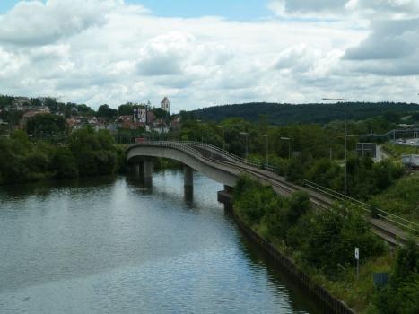 Hafenbahnbrücke Plochingen