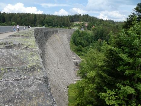 Barrage sur le Schwarzenbach