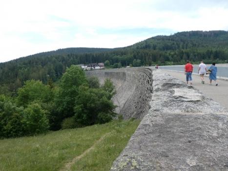 Schwarzenbach Dam