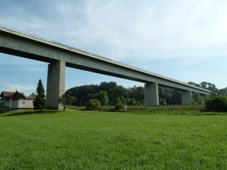 Donautalbrücke Untermarchtal