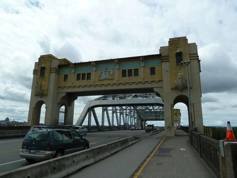 Burrard(Street) Bridge, Vancouver