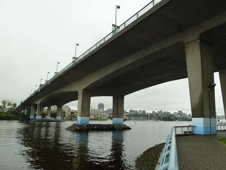 Cambie (Street) Bridge, Vancouver