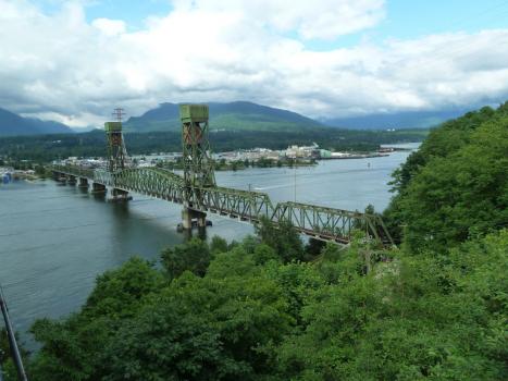 Second Narrows Bridge