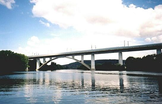 Mainbrücke Veitshöchheim.