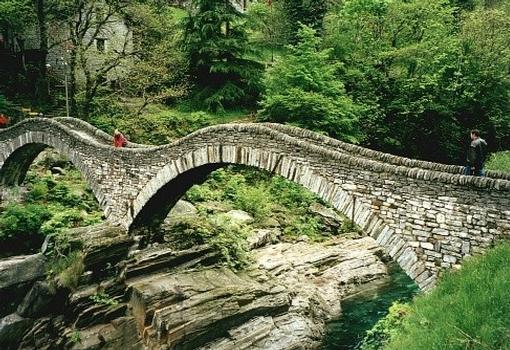 Verzascabrücke