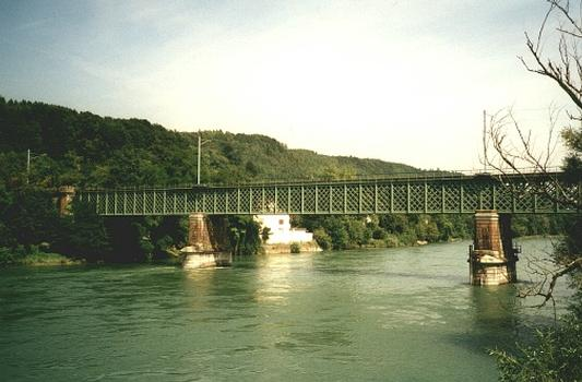 Waldshut Railroad Bridge
