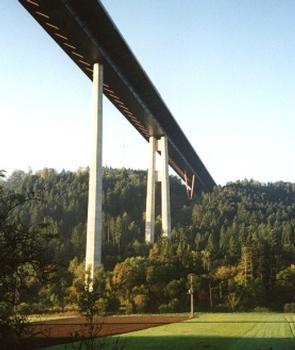 Neckartalbrücke Weitingen
