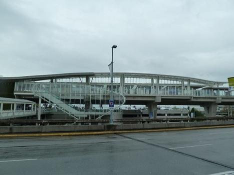YVR–Airport SkyTrain Station der Canada Line