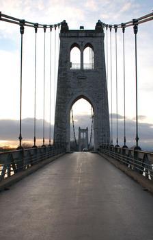 La-Voulte-sur-Rhône Suspension Bridge