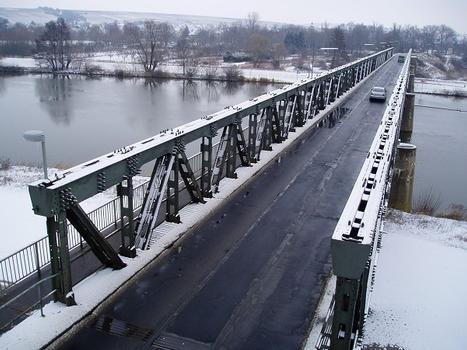 Mainbrücke Volkach