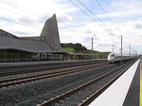 Bahnhof Meuse TGV