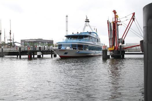 Passerelle de Kiel