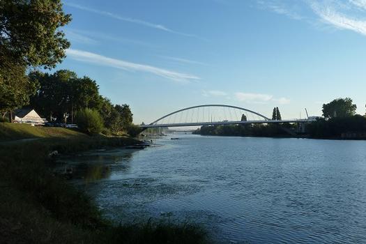 Pont Confluences, Angers
