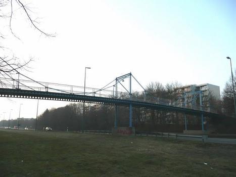 Kettenbrücke Neuperlach Blick von Südost