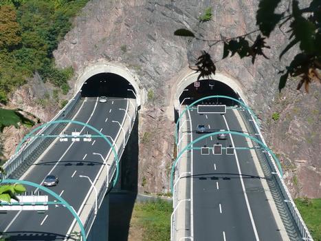 Tunnel de Dölzschen