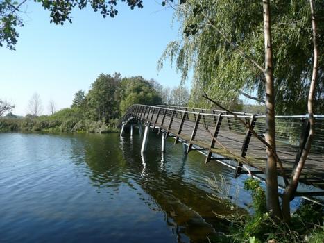 Wublitz Footbridge