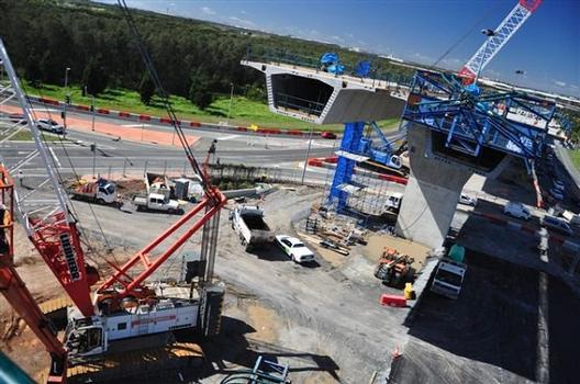 Airport Roundabout Upgrade Bridge BR001
