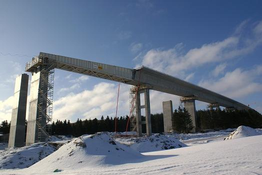 Pont sur la Funder