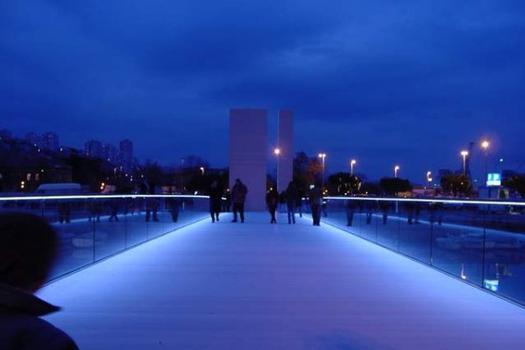 Brücke der Verteidiger Kroatiens in Rijeka