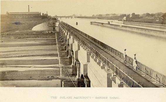 Kanalbrücke Soli