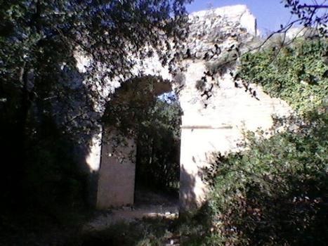 Arche de la combe Pradier
