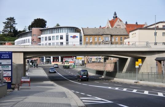 Brückenneubau