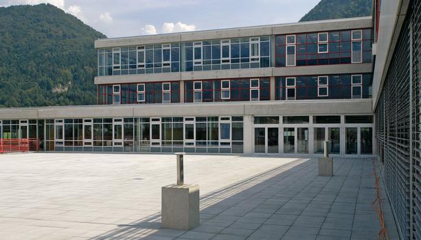 Das Bundesschulzentrum in Wörgl/Tirol