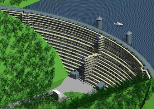 Sengbach Dam