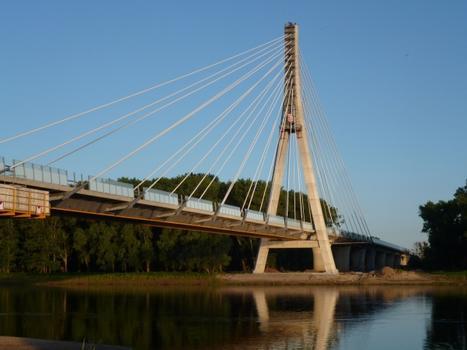 DYNA Force®-Messungen: Elbebrücke Schönebeck