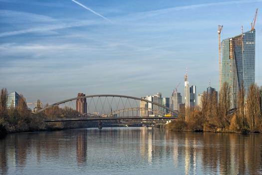 Mainbrücke Ost: der Entwurf Ferdinand Heide mit Grontmij/BGS gewann den Wettbewerb